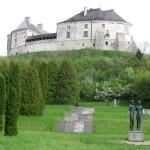 Zamki Lvova Olesk_Castle 1