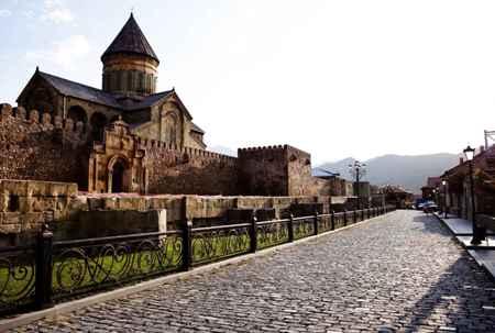 Грузия и армения тур